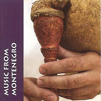 Musik fra Montenegro - musik fra Montenegro [CD] USA import