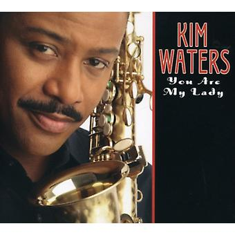 Kim Waters - You Are My Lady [CD] USA import