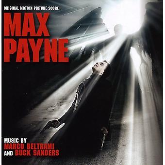 Max Payne - Max Payne [Original Score] [CD] USA importerer