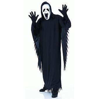 Ghost costume staff spirit horror Halloween costume