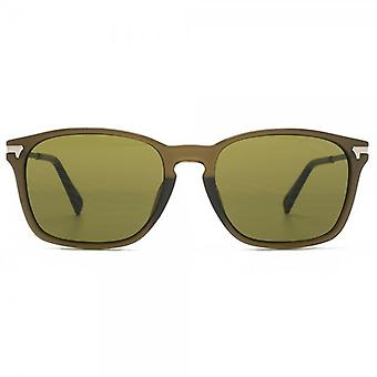 G-Star Raw Combo Horter Sunglasses In Dark Olive