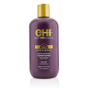 CHI dyb glans Olive & Monoi optimal Moisture Conditioner 355ml/12 ounce