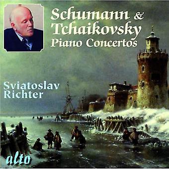 Sviatoslav Richter - Schumann & Tchaikovsky Piano Concertos [CD] USA import