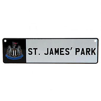 Newcastle United Window Sign WM