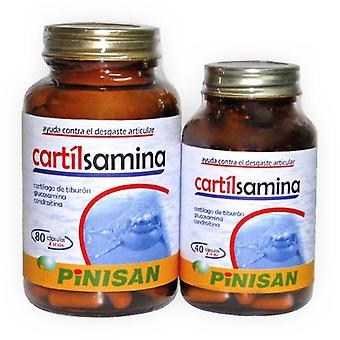 Pinisan Cartilsamine Shark Cartilage Capsules (Diet)