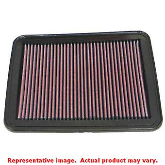 K&N Drop-In High-Flow Air Filter 33-2296 Fits:BUICK 2006 - 2008 LUCERNE V6 3.8