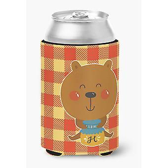 Carolines Treasures  BB6735CC Honey Bear Can or Bottle Hugger