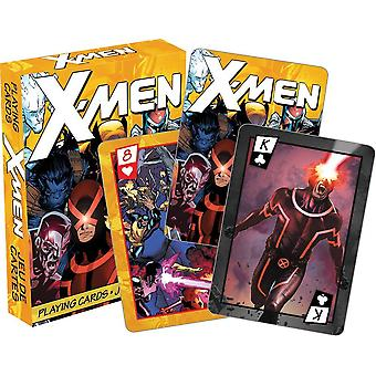 Marvel X-Men Set Of 52 Playing Cards (nm)