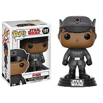 POP! Bobble: Star Wars The last Jedi Finn
