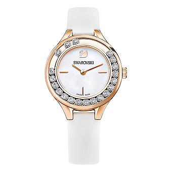 Swarovski Lovely Crystals Mini White Ladies Watch 5242904