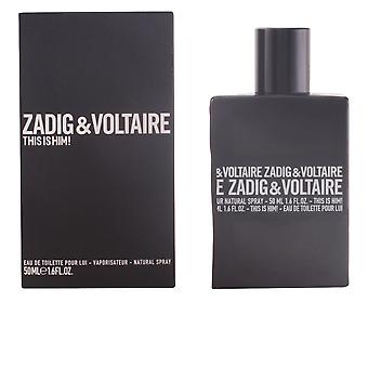 Zadig & Voltaire THIS IS HIM! edt spray