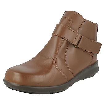 Ladies Easy B Strap Ankle Boots Truro