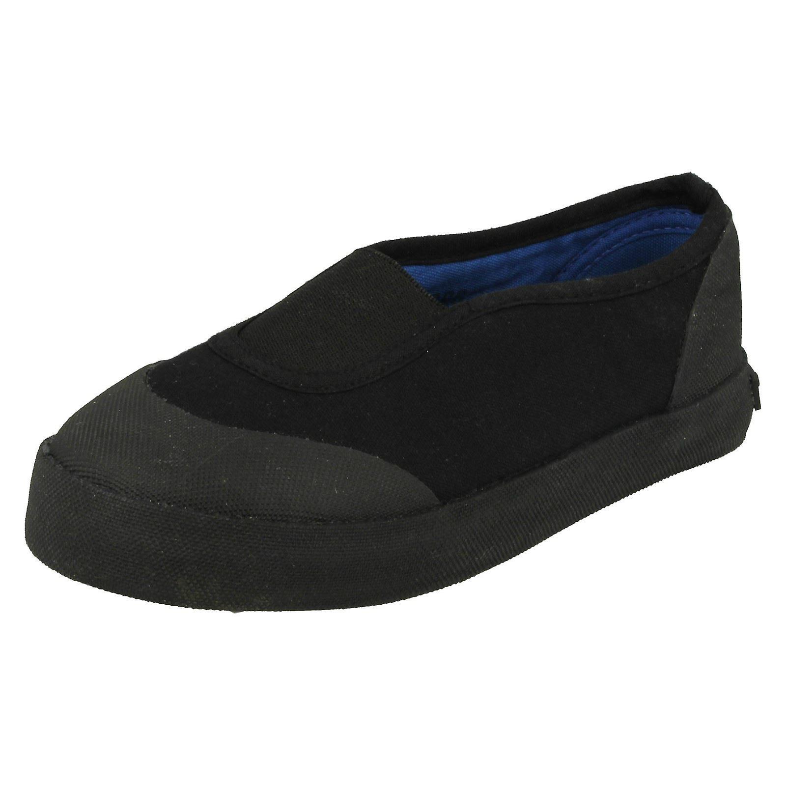 Unisex Fleck auf Slip-On Canvas-Schuhe
