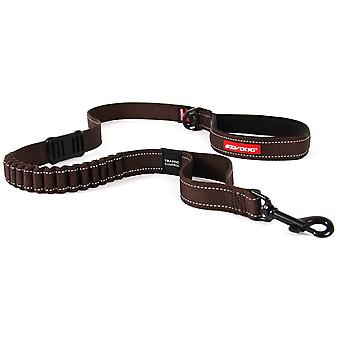 Ezydog Correa Zero Shock 48 Marrón (Dogs , Collars, Leads and Harnesses , Leads)