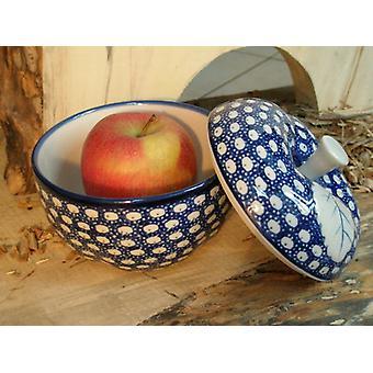 Bratapfel, Ø 12 cm, 12 cm hoch, Tradition 4 polacco ceramica - BSN 4880