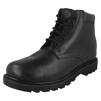 Mens Totectors Work Boots With Oil Resistant Soles