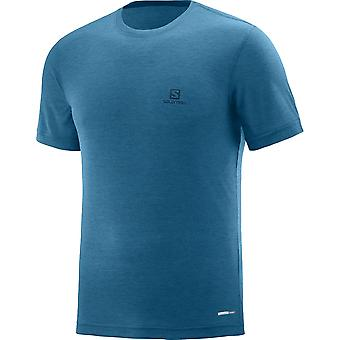 SALOMON MENS EXPLORE SHORT SLEEVE TEE