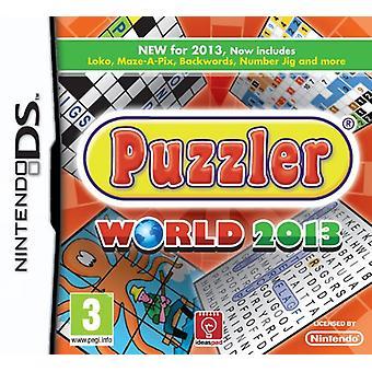 Puzzle-Welt 2013 (Nintendo DS)