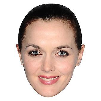 Victoria Pendleton Maske