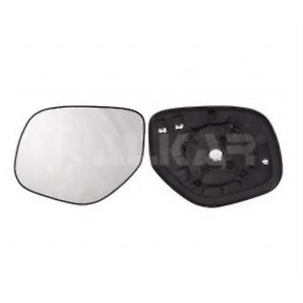 Left Mirror Glass (heated) & Holder for Citroen C4 AIRCROSS 2010-2017