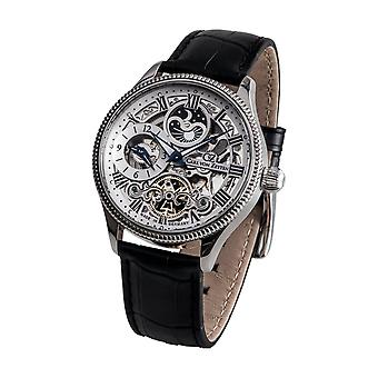 Carl of Zeyten men's watch wristwatch automatic Kirnberger Bach CVZ0034WH