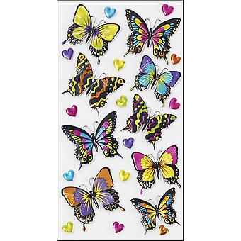 Sticko Stickers-Dancing Butterflies