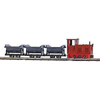 Busch 12006 Busch 12006 H0f Narrow Gauge Field Railway Set