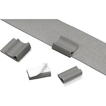 Cable mount for ribbon cable Grey Panduit FCC5-A-C8 FCC5-A-C8 1 pc(s)