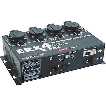 Eurolite ERX-4 DMX DMX switcher set 4-channel