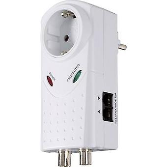 GAO 610639 Schwankung Schutz Inline-Stecker weiß