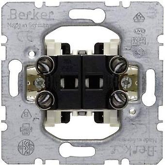 Berker Insert Series switch K.5, K.1, Q.3, Q.1, S.1, B.