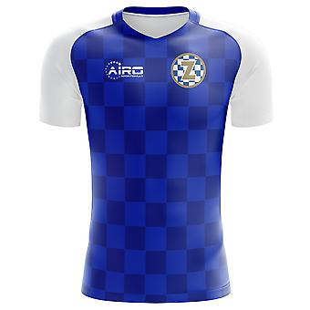 2018-2019 Dinamo Zagreb Home Concept Football Shirt (Kids)