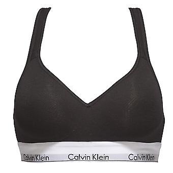 Calvin Klein Modern Cotton Bralette Lift - Black
