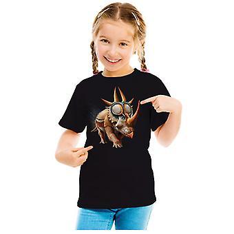 Heebie Jeebies Rubeosaurus T-Shirt