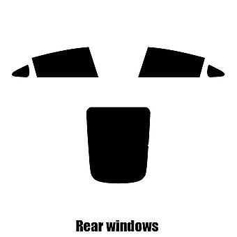 Pre cut Fenster Farbton - Tesla Model 3 - 2017 und neuere - hinten-windows