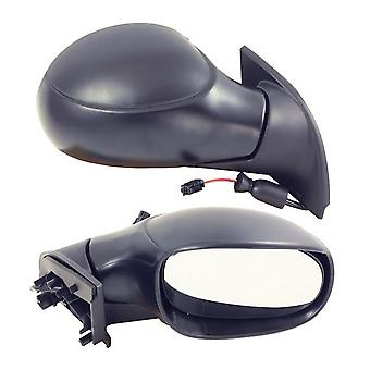 Right Driver Side Mirror (electric not heated) Citroen C3 2002-2010