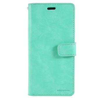 Mercure Goospery Mansoor, S9 Samsung Galaxy Plus-Cyan