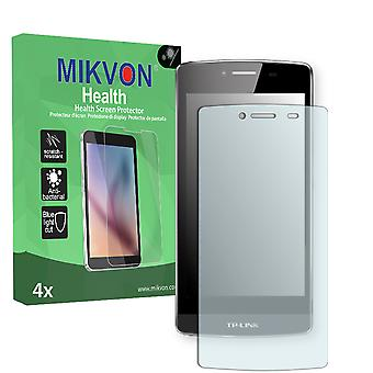 TP-Link Neffos C5 Screen Protector - Mikvon Health (Retail Package with accessories)