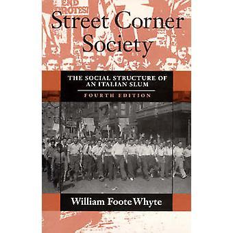 Esquina de la calle sociedad - estructura Social de un italiano marginales (4 Revis