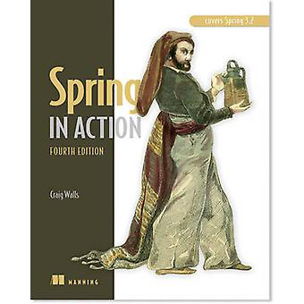Spring in Action (4th Revised edition) by Craig Walls - 9781617291203