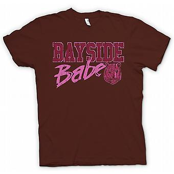 Kids T-shirt - Bayside Babe - Bayside Tigers - Funny