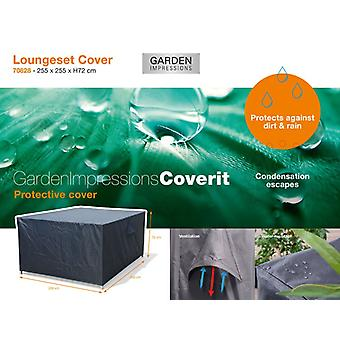 Garden Impressions Coverit loungeset hoes 255x255xH72