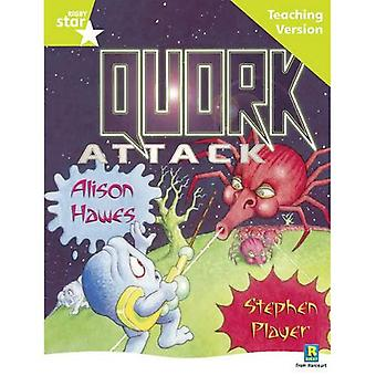 Quork Attack: Lime Level (Rigby Star Guided)