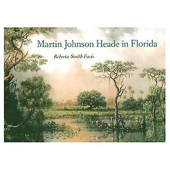 Martin Johnson sidhuvud i Florida