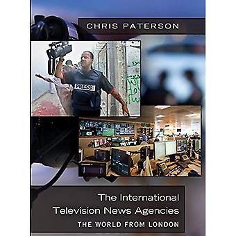 Internationell TV nyhetsbyråer: Världen från London