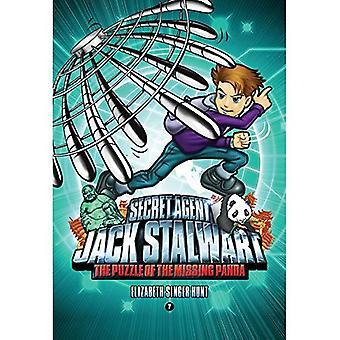 Secret Agent Jack Stalwart: The Puzzle of the Missing Panda