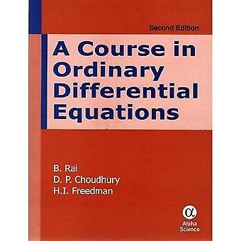 En kurs i ordinära differentialekvationer