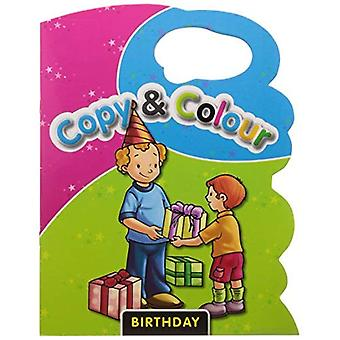 Birthday (Copy Colour Series)