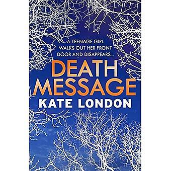 Death Message (The Metropolitan Series)