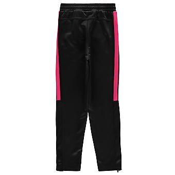 Lonsdale Girls 2 Streifen konische Trainingsanzug Hosen Hosen Hosen Kinder